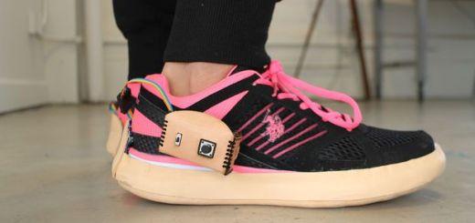 zapatos musicales