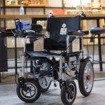 Tanguino, una silla de ruedas autónoma con realidad aumentada