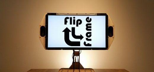 flipframe - FlipFrame, un marco para fotos inteligente con Arduino y Raspberry Pi