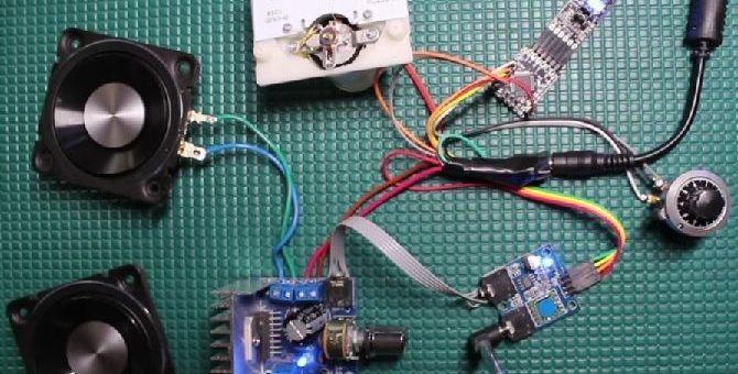 arduino radio - Construye una sencilla y barata radio FM con Arduino