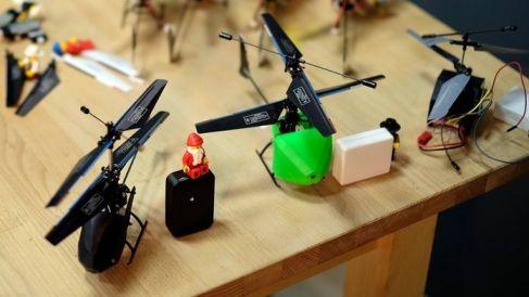 droiko1 Droiko, un pequeño drone de código abierto para jugar