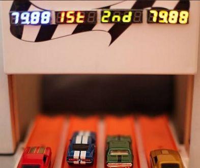 hot wheels arduino1 - Controla las carreras de tu circuito de Hot Wheels con Arduino