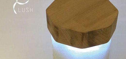 lámpara interactiva