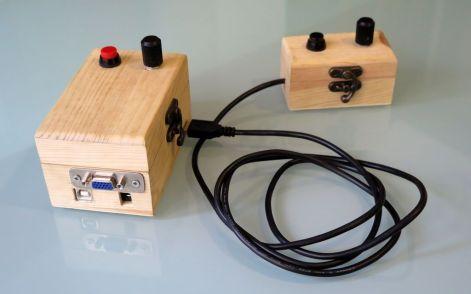 teleskecht1-721x450 Juega a Telesketch en una pantalla VGA gracias a Arduino