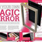 espejo-mágico-150x150 Construye un moderno espejo informativo con una Raspberry Pi