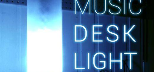 musiclight - Construye una lámpara de mesa que reacciona con la música