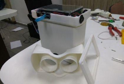 oio oftalmoscopio1 - OIO, un oftalmoscopio de código abierto para vigilar la salud ocular