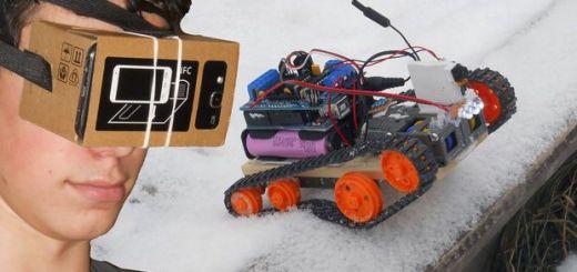 coche robot