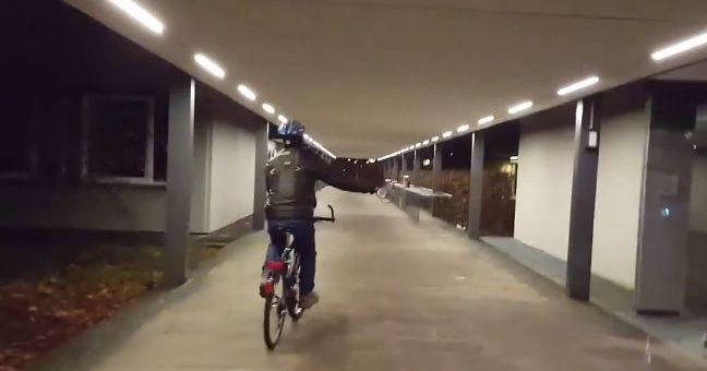 chaqueta ciclistas1 - Diseña una chaqueta interactiva para mejorar la seguridad de los ciclistas