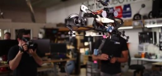 robot bipedo