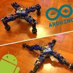 transformer-150x150 Construye un robot serpiente muy bailón con Arduino