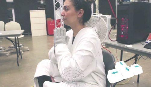 yoga arduino - Convierte en mando de juegos cualquier prenda que tengas en tu casa