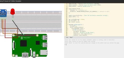 raspberry pi simulator - Raspberry Pi Online Simulator, disponible también en Azure de Microsoft