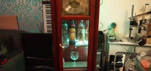 robot camarero 1 - Convierte un viejo reloj en un robot camarero con Arduino y Raspberry Pi