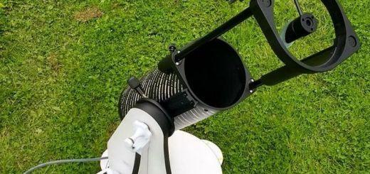 telescopio arduino1 - Conviértete en cazador de estrellas con este hack para tu telescopio
