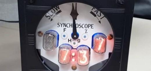 estacion meteorologica reloj