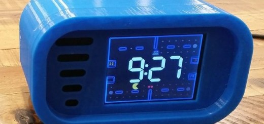 reloj arcade