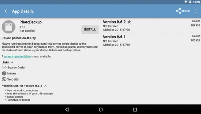 instalar fdroid - Cómo instalar Google Android en tu Raspberry Pi