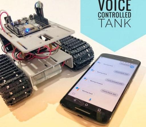 como fabricar robot wifi arduino
