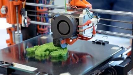imprimiendo3d1 - Guía de inicio a la Impresión 3D. Qué es y cómo funciona