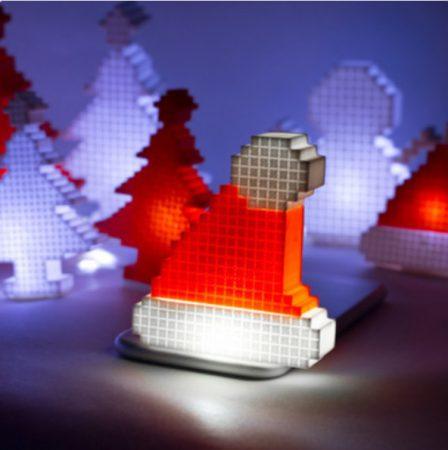 luces navideñas 448x450 - 11 proyectos para imprimir en 3D para decorar tu casa en Navidad