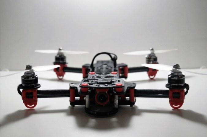 Firefly 676x450 - Drones impresos en 3D, Guía de Todo lo que necesitas saber