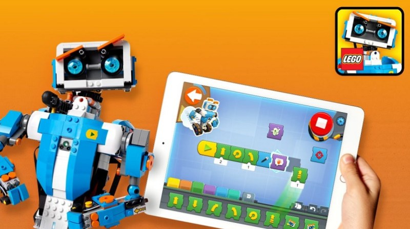 Lego Boost Creative Toolbox aplicacion