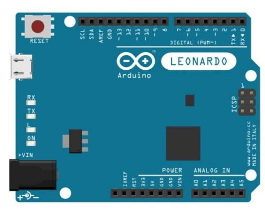 Arduino leonardo 546x450 - Arduino - Keyboard Serial
