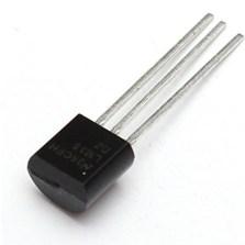 sensor de temparatura LM35