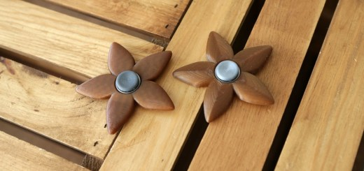 spinners impresion 3d 1 - Cómo imprimir en 3D unos juguetes Spinners