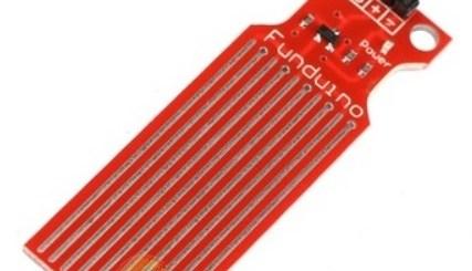 sensor de agua Arduino - Sensor Arduino, Detector de Agua