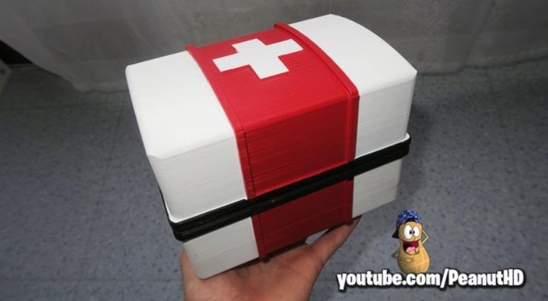medical kit fortnite