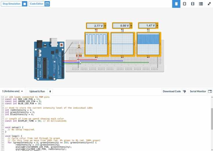 123 circuits con Arduino - 123d circuits, ¿Qué es esta herramienta online?