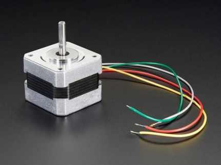 Nema 17 Bipolar Stepper Motor - Los Mejores motores paso a paso para Arduino