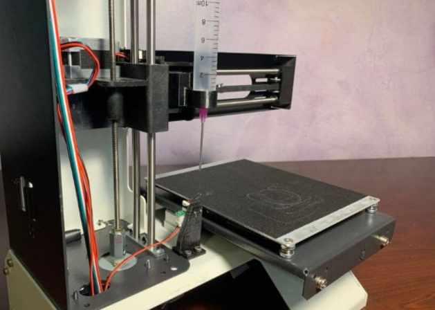 bioimpresora 3d de sobremesa