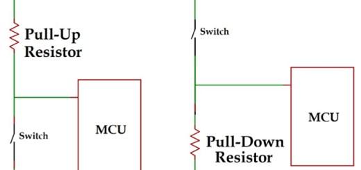resistencias Pull up y Pull down - Resistencias Pull up y Pull down