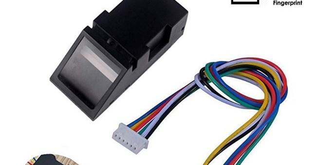 sensor de huellas dactilares raspberry pi