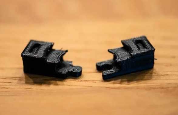pies de base impresora 3D - 5 actualizaciones de Prusa i3 MK3S imprescindibles