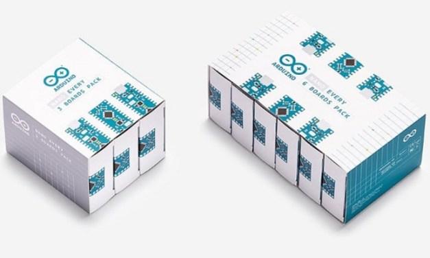 El nuevo multipack de Arduino Nano ya está disponible a partir de 23 €