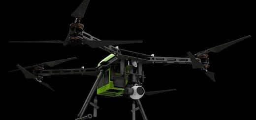 drone de alta autonomia