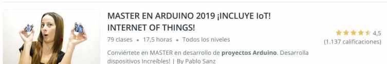 master Arduino