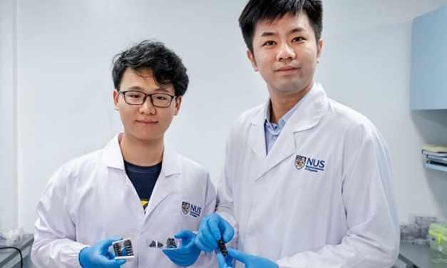 El material metálico plegable que podría revolucionar la robótica