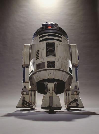 r2 d2 - ¿Qué es un robot? ¿y la Robótica?