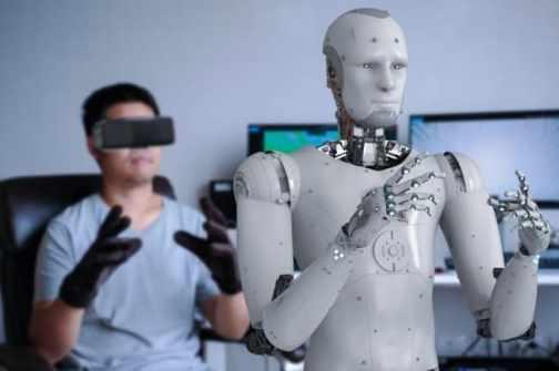 robots y realidad virtual - ¿Qué es un robot? ¿y la Robótica?