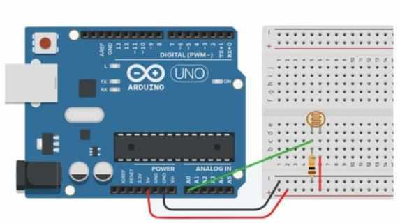 fotoreceptor arduino - 9 Sensores para Arduino que debes aprender a utilizar