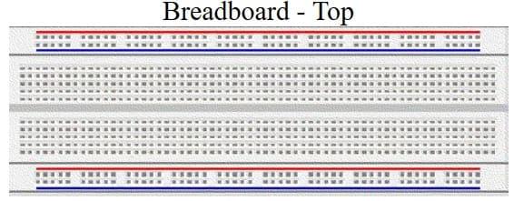 Protoboard arriba - Protoboard, ¿Qué es y cómo se usa?