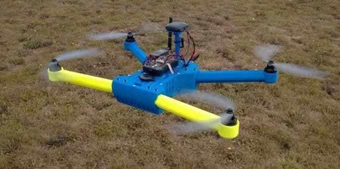 drones para imprimir en 3D