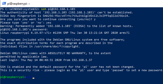 use windows powershell as an ssh client 1 - Cómo usar SSH en Windows: 5 sencillas maneras