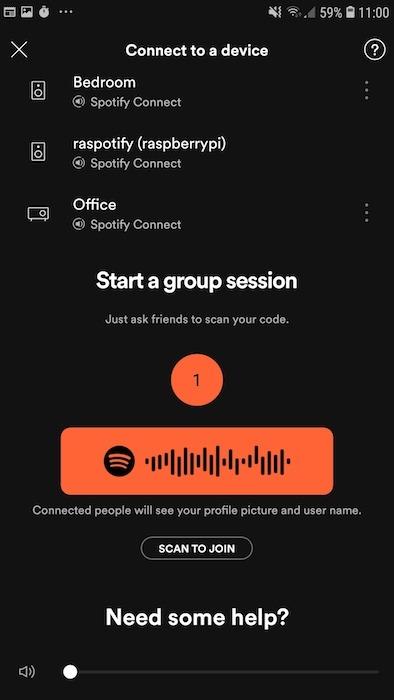 you can now use your raspberry pi device as a spot - Cómo configurar Spotify Connect en la Raspberry Pi