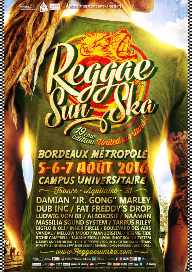 Descubre el Festival Reggae Sun Ska